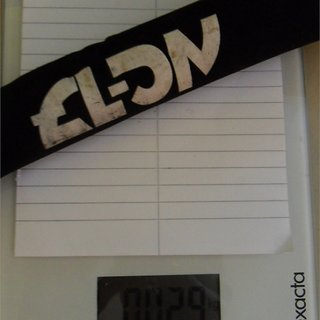 Gewicht NC-17 Kettenschutz Kettenstrebenschutz