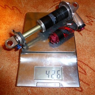 Gewicht Manitou Dämpfer Revox Pro 200 x 56mm