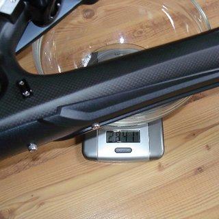 Gewicht Ibis Full-Suspension Mojo HD XL