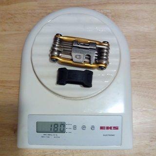 Gewicht Crank Brothers Werkzeug m17