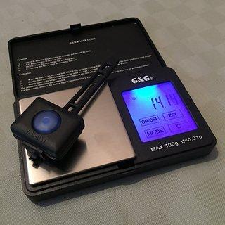 Gewicht Lupine Beleuchtung Bluetooth Fernbedienung