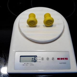 Gewicht Gravity Components Weiteres/Unsortiertes Bar Plugs