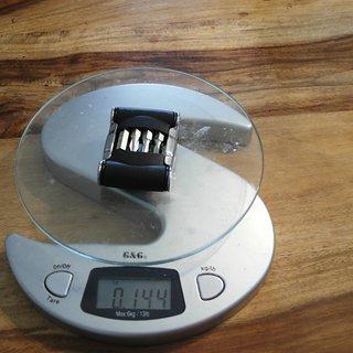 Gewicht Crank Brothers Werkzeug B-8 Multiwerkzeug