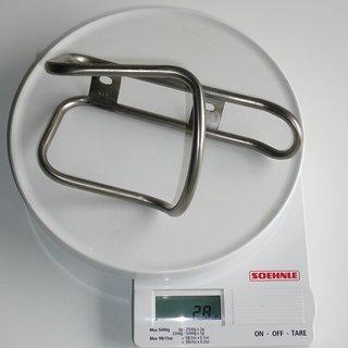 Gewicht King Cage Flaschenhalter Titanium Cage