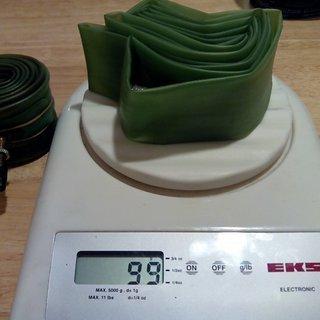 """Gewicht Panaracer Schlauch GreenLite SV/26x1.9-2.1"""""""