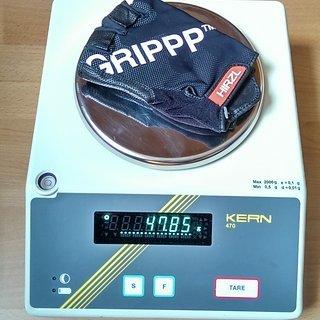 Gewicht Hirzl Bekleidung Grippp Tour SF XXL