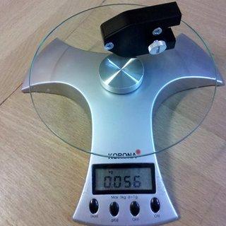 Gewicht Rohloff Nabenschaltungen Schaltbox