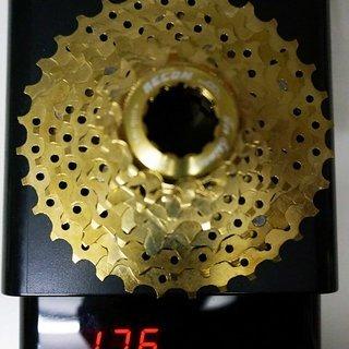 Gewicht Recon Kassette RHG-MS10Ti 10-fach, 11-32Z