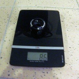 """Gewicht Ritchey Steuersatz Comp Pressfit 1 1/8"""""""