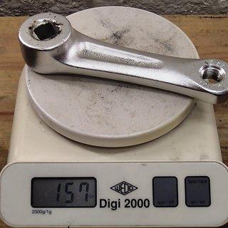 Gewicht Prowheel Kurbelgarnitur Kurbelgarnitur 114mm, 32Z/Bash