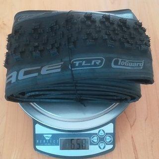 Gewicht Wolfpack Reifen Race MTB TL 29 x 2.2