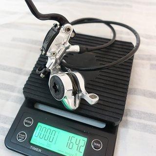 Gewicht Formula Scheibenbremse R1 Racing VR, 700mm
