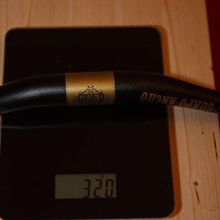 Gewicht El Guapo Lenker Ancho B 31,8 x 760mm