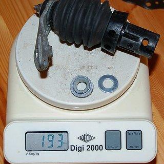 Gewicht Weber Alles andere E-Kupplung