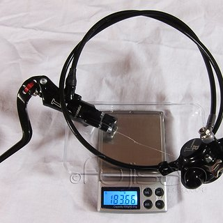 Gewicht Formula Scheibenbremse R1 VR, 820mm