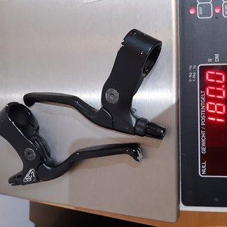 Gewicht Dia-Compe Felgenbremse SS-7
