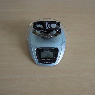 Gewicht Renthal Vorbau Duo Stem 31.8mm, 50mm, 10°