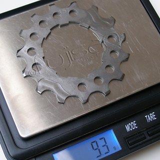 Gewicht Custom-Made Weiteres/Unsortiertes Ninos Ti-Ritzel 15Z