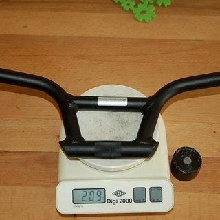 Gewicht Islabikes Lenker Riser Handlebar (Alu) 25,4 x 420mm
