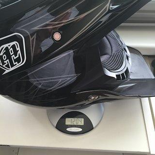 Gewicht Troy Lee Designs Helm D3 Carbon XL