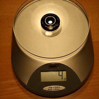 "Gewicht HiTeMP42 Ahead-Kappe TCAP  1 1/8"""