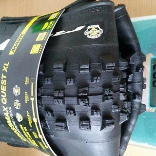 Gewicht Mavic Reifen Quest XL 27,5x2,4