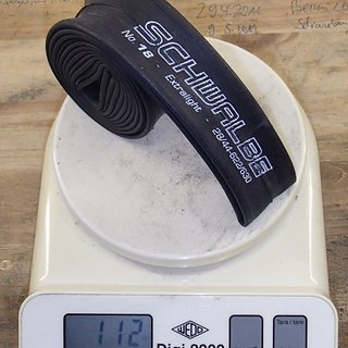 """Gewicht Schwalbe Schlauch SV 18 SV/28""""x1.125-1.625"""