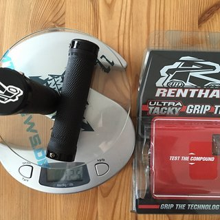 Gewicht Renthal Griffe Lock-On Grip UltraTacky