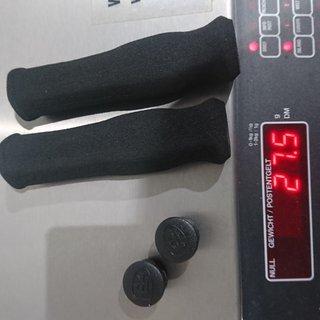 Gewicht Ritchey Griffe True Grip WCS Ergo