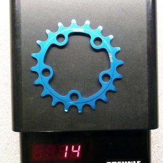 Gewicht Crux Kettenblatt CD20 58mm, 20Z