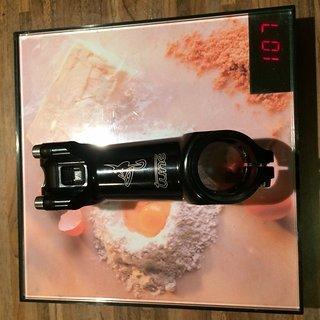 Gewicht Tune Vorbau Geiles Teil 4.0 85mm
