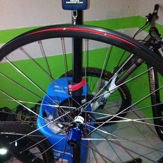 Gewicht Superstar Components Systemlaufräder Tech2 EVO DH Rear 26