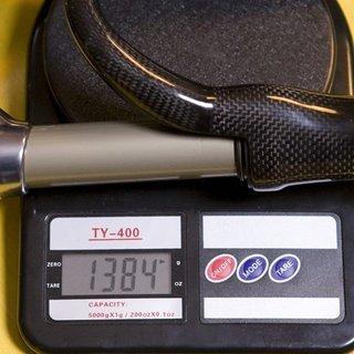 "Gewicht Manitou Federgabel R7 MRD Carbon 26"", 80mm, 1-1/8"""
