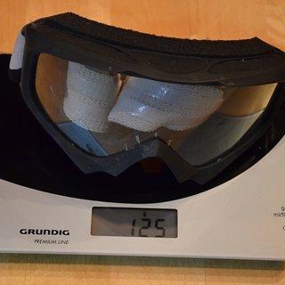 Gewicht Giro Bekleidung Station Goggle