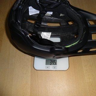Gewicht TSG Helm Trailfox L/XL
