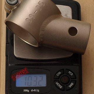 Gewicht tout terrain Alles andere Kupplung 35mm