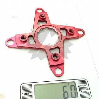 Gewicht BOR Weiteres/Unsortiertes Kurbelstern (2-fach) 80/120mm