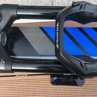 Gewicht X-Fusion Federgabel Trace 36 HLR 29''