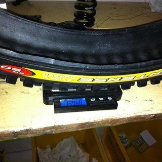 """Gewicht Intense Reifen DH FRO Lite 26x2,5"""""""