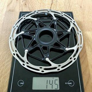 Gewicht SRAM Bremsscheibe Centerline X 180mm