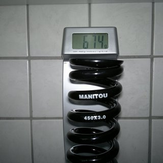 Gewicht Manitou Feder 450 x 3.00 450 x 3.00