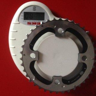 Gewicht Shimano Kettenblatt XTR 980 38 Z.