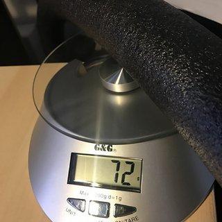 """Gewicht Barbieri Weiteres/Unsortiertes Anaconda Durchschlagschutz 27,5"""" M (25-35 mm Felge)"""