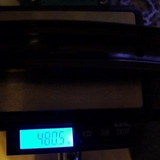 """Gewicht Notubes Felge ZTR Flow EX 26"""", 559x25.5, 32°"""