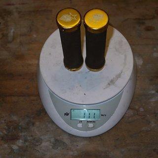 Gewicht Spank Griffe Lock-On