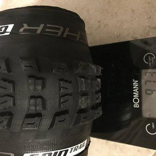 Gewicht Specialized Reifen Butcher Grid Trail 27.5x2.3