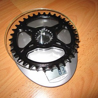 Gewicht Shimano Kettenblatt XTR FC-M9100 34Z