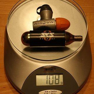 Gewicht SKS Werkzeug Airgun