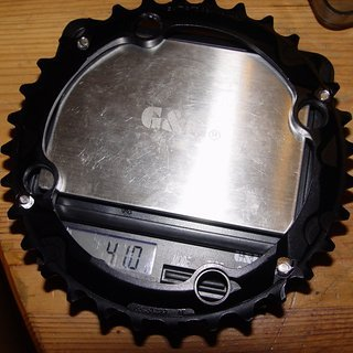 Gewicht Shimano Kettenblatt XTR FC-M960 102mm, 32Z