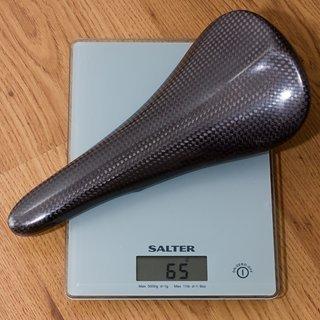 Gewicht Tune Sattel Concorde Becker Carbon